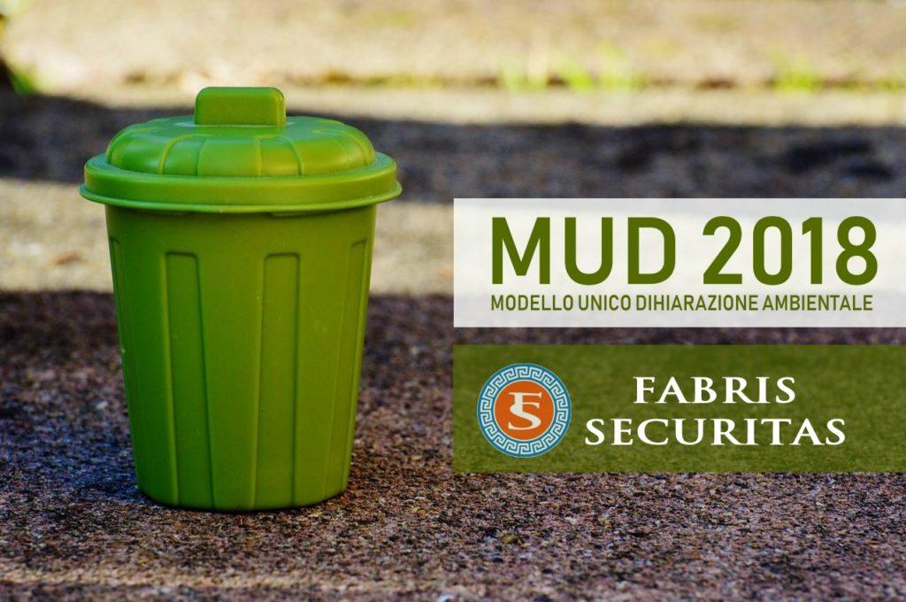 Modello unico di dichiarazione ambientale mud 2018 for Unico 2017 scadenza