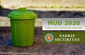 dichiarazione rifiuti MUD